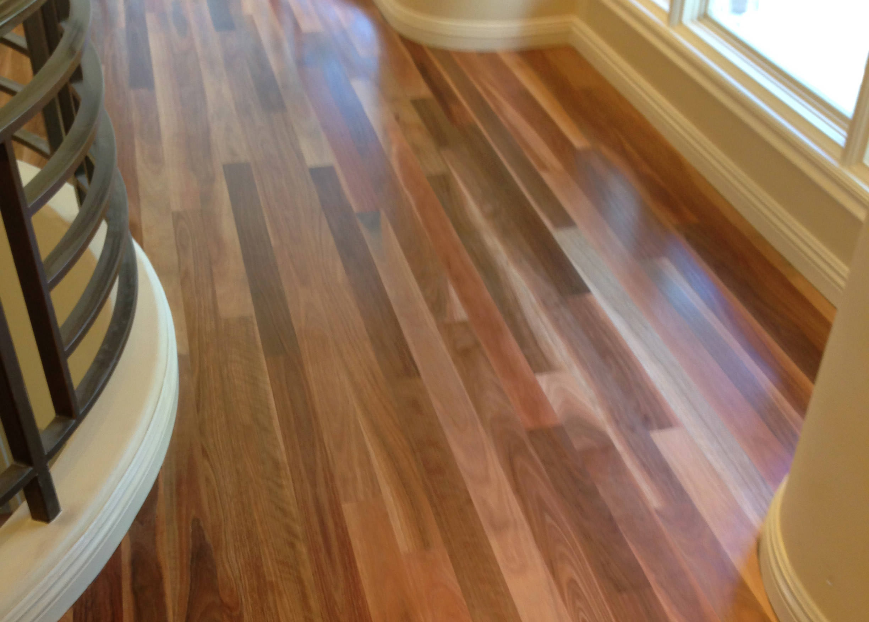 Maui Wood Flooring Install Bones