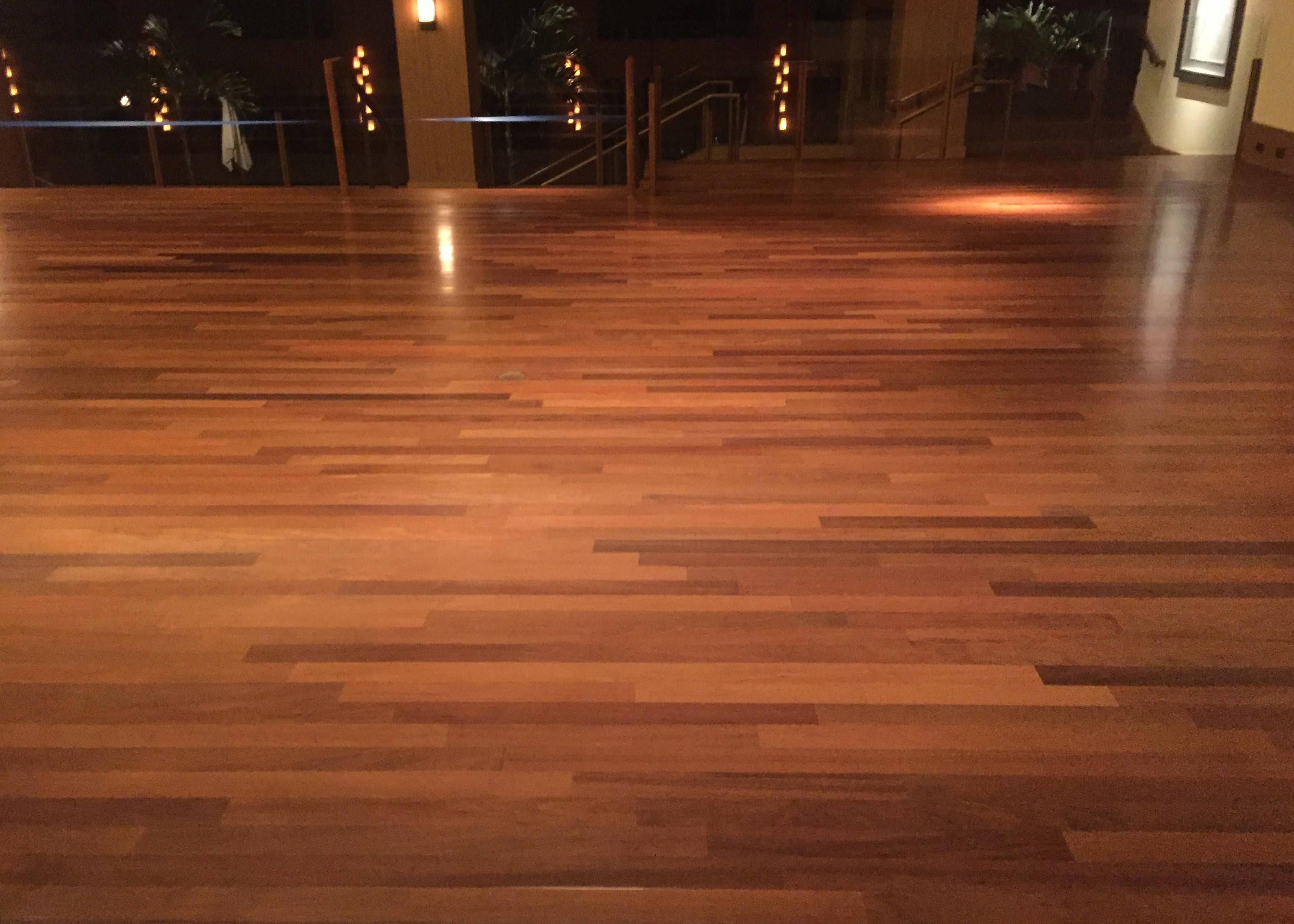 ... Ipe Hardwood Flooring On Four Seasons Deck In Wailea Maui